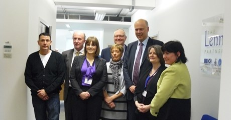 Employment Minister backs tailored support for Clydebank Jobseekers image
